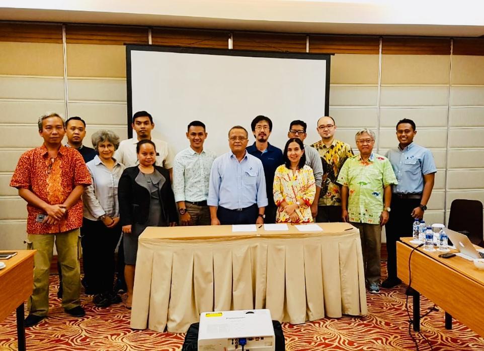 Establishment of Indonesian Demersal Association (ADI)